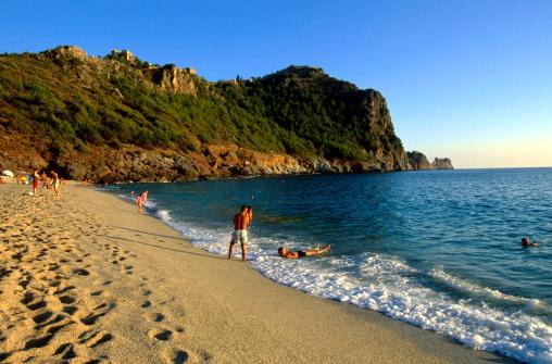 пляж Анталія
