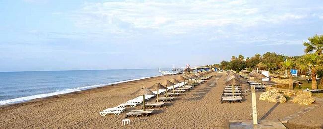 пляж Белек