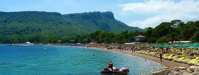 Пляж Кемер
